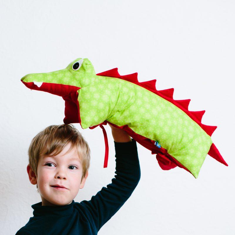 Krokodilkissen